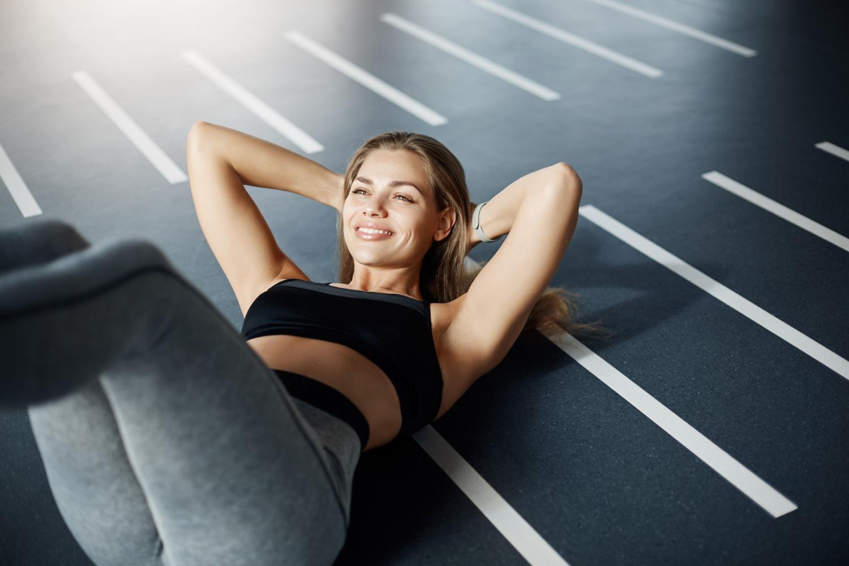 การออกกำลังกายเป็นการส่งเสริมให้สุขภาพดีขึ้น
